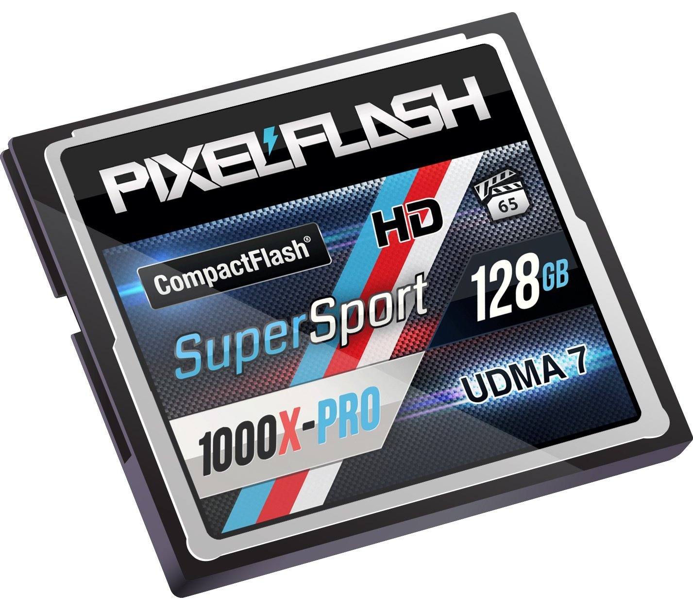 PixelFlash 128 GB 1106x Compact Flash Memory Card VPG-65 by PixelFlash (Image #2)