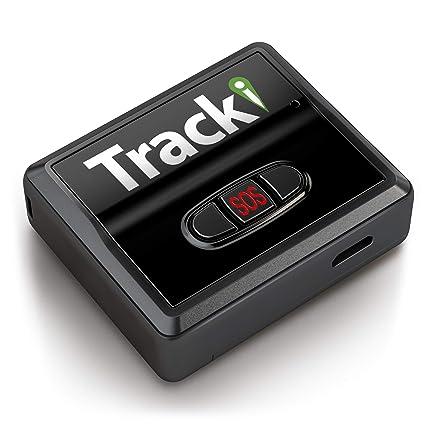 Amazon.com: Tracki 2019. Mini rastreador GPS en tiempo real ...