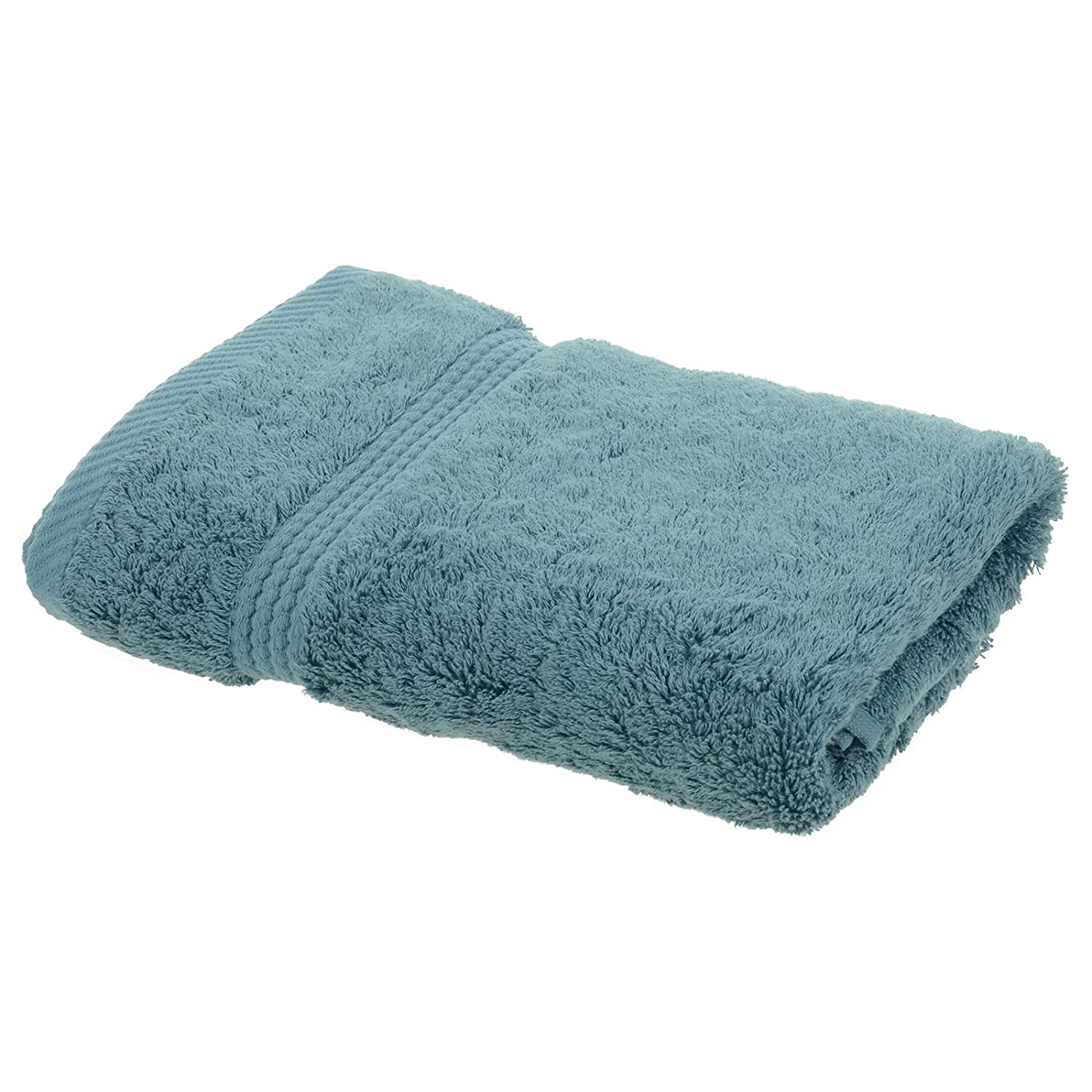 Bamboo Bliss Teal Green Bamboo Luxury Bath Sheet Plush Soft Bathroom Bath Linen Large Towel 90 x 165cm XS-Stock.com Ltd