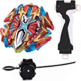 Beyblade Burst B - 120 Starter Buster Excalibur. 1 '. Sword, Spinning Top with Launcher Set