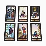 Yosoo Unknown Tarot Deck Tarot Cards Deck Vintage