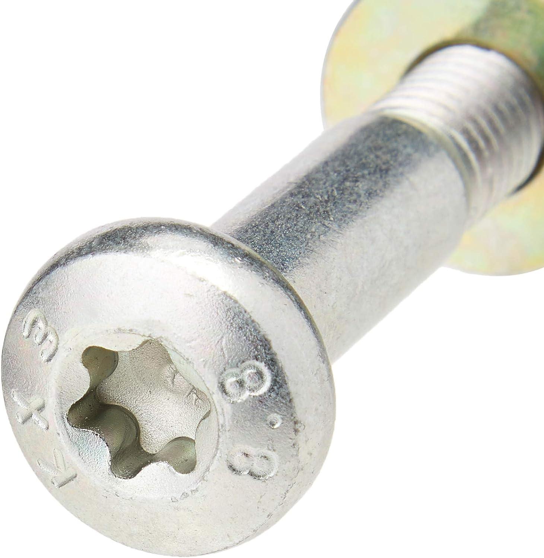 Pack of one febi bilstein 24395 Screw Kit for Ball Joint