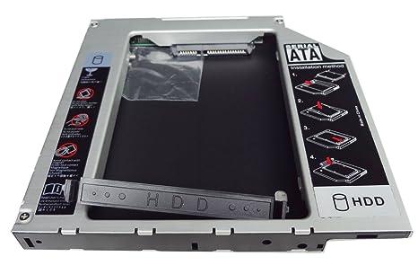 Generic 2 nd disco duro Caddy Adaptador para Toshiba Tecra A10 ...