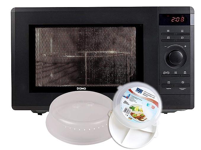 Microondas con grill 1000 W, Grill 1100 W, 36 L (Incluye 5 ...