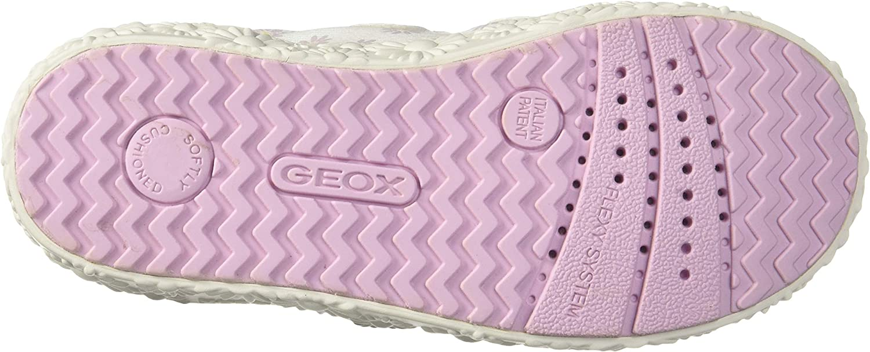 Geox B Kilwi Girl E Baskets Basses b/éb/é Fille