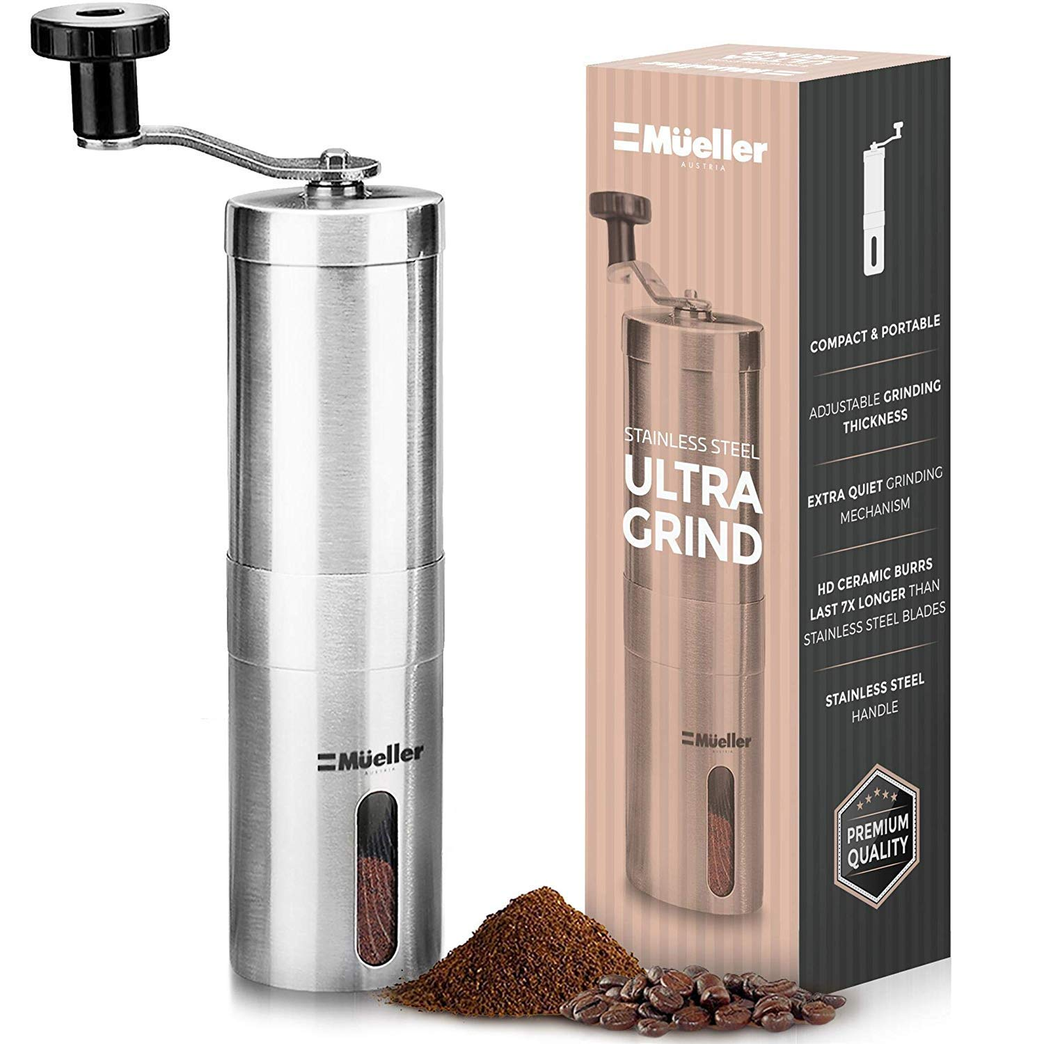 Best Coffee Grinder For French Press 5