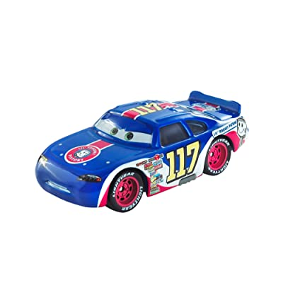 Disney Pixar Cars Ralph Carlow Die-cast Vehicle: Toys & Games [5Bkhe0500402]