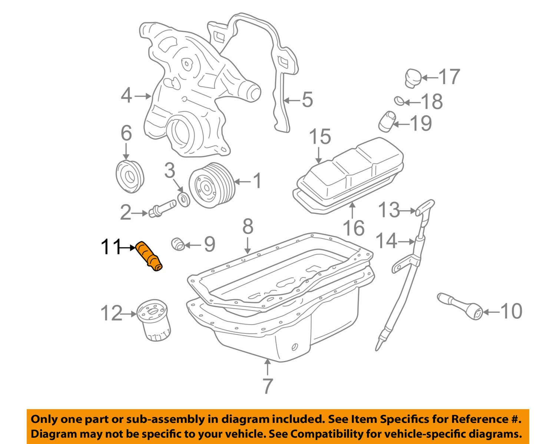 General Motors 12575008 Engine Oil Pressure Switch