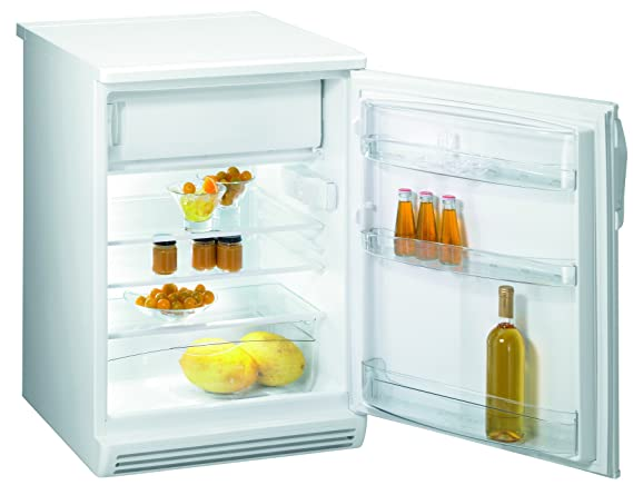 Bomann Kühlschrank Unterbaufähig : Gorenje rb 6093 aw kühlschrank a höhe 85 cm kühlen: 124 l