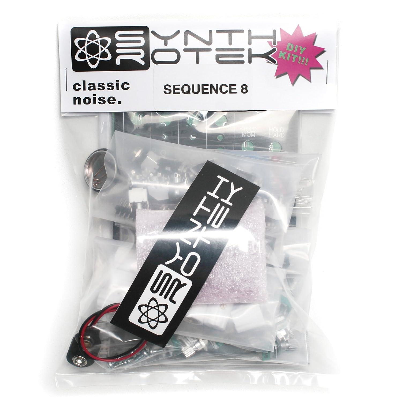 Synthrotek Sequence 8 Eurorack Kit - Analog 8-step Sequencer