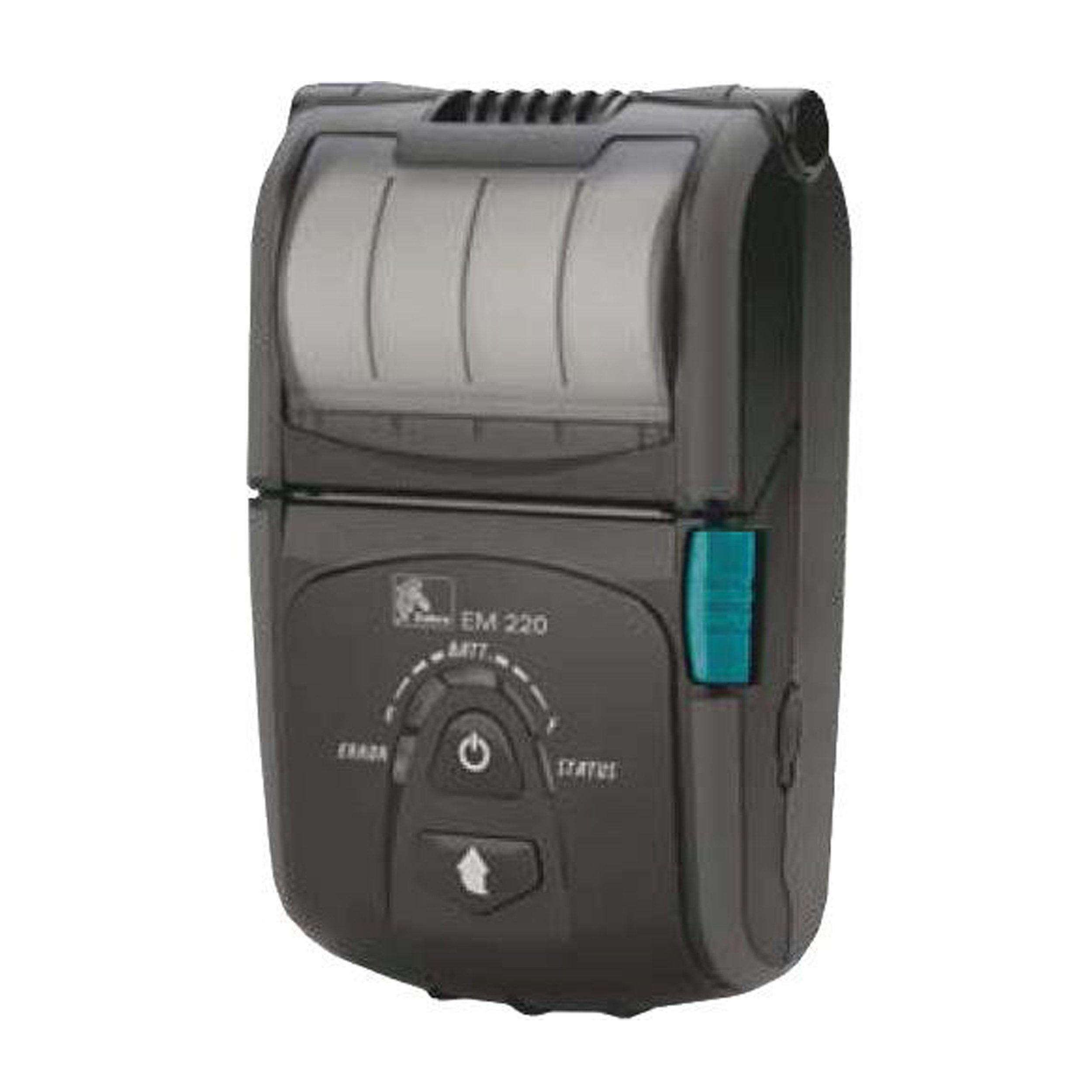 Zebra Technologies - EM220 - Ultra Small EM220 High Quality Mobile Receipt Printing with MCR. W2A-0U10E060-00