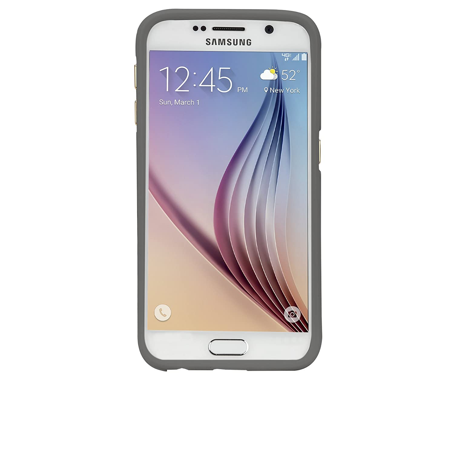 Case-Mate Samsung Galaxy S5 POP! Case with Kick Stand - Retail Packaging - Purple / Blue