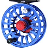 Maxcatch Avid Series Best Value Fly Fishing Reel-- 1/3, 3/4, 5/6, 7/8, 9/10-- 5 Color Available