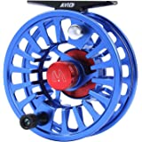 Maxcatch Avid Series Best Value Fly Fishing Reel- 1/3, 3/4, 5/6, 7/8, 9/10-5 Color Available