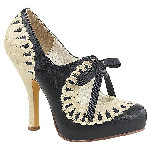 745394383aa Pin Up Couture CUTIEPIE-05  Amazon.es  Zapatos y complementos