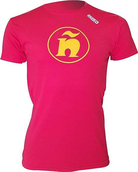 ESPAÑA Camiseta EKEKO INCREIBLE Ñ, Atletismo, Running y Deportes en General (XL, Manga Corta): Amazon.es: Deportes y aire libre