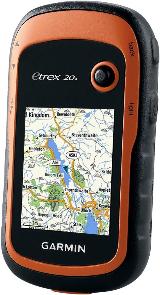 Garmin 010-01508-05 GPS de Mano, Unisex Adulto, Gris, Talla Única ...