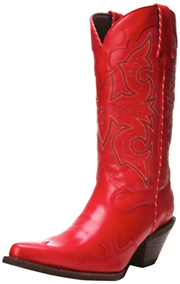 Amazon.com | Durango Women's Crush Rock or Scroll RD3485 Western ...