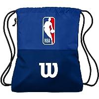 Wilson Torba do koszykówki, model NBA DRV, nylon, niebieska