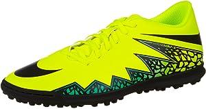 Nike Tenis de Futbol para Hombre simipiel Amarillo Verde Negro 749891703 bc2f8d8e95efc