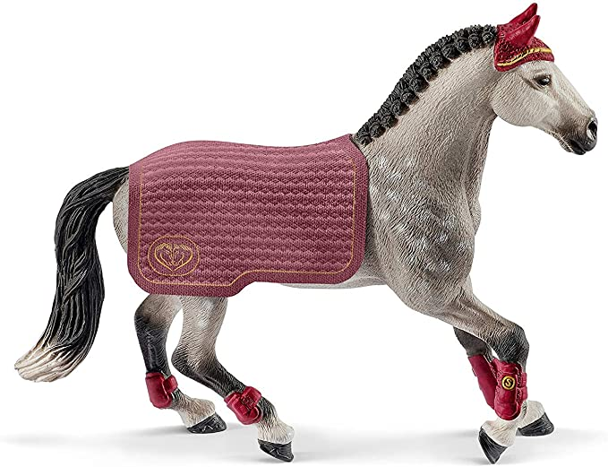 Rocky Mountain Horse Mare show 42469 beautiful  nice set strong  Schleich  /</>/<