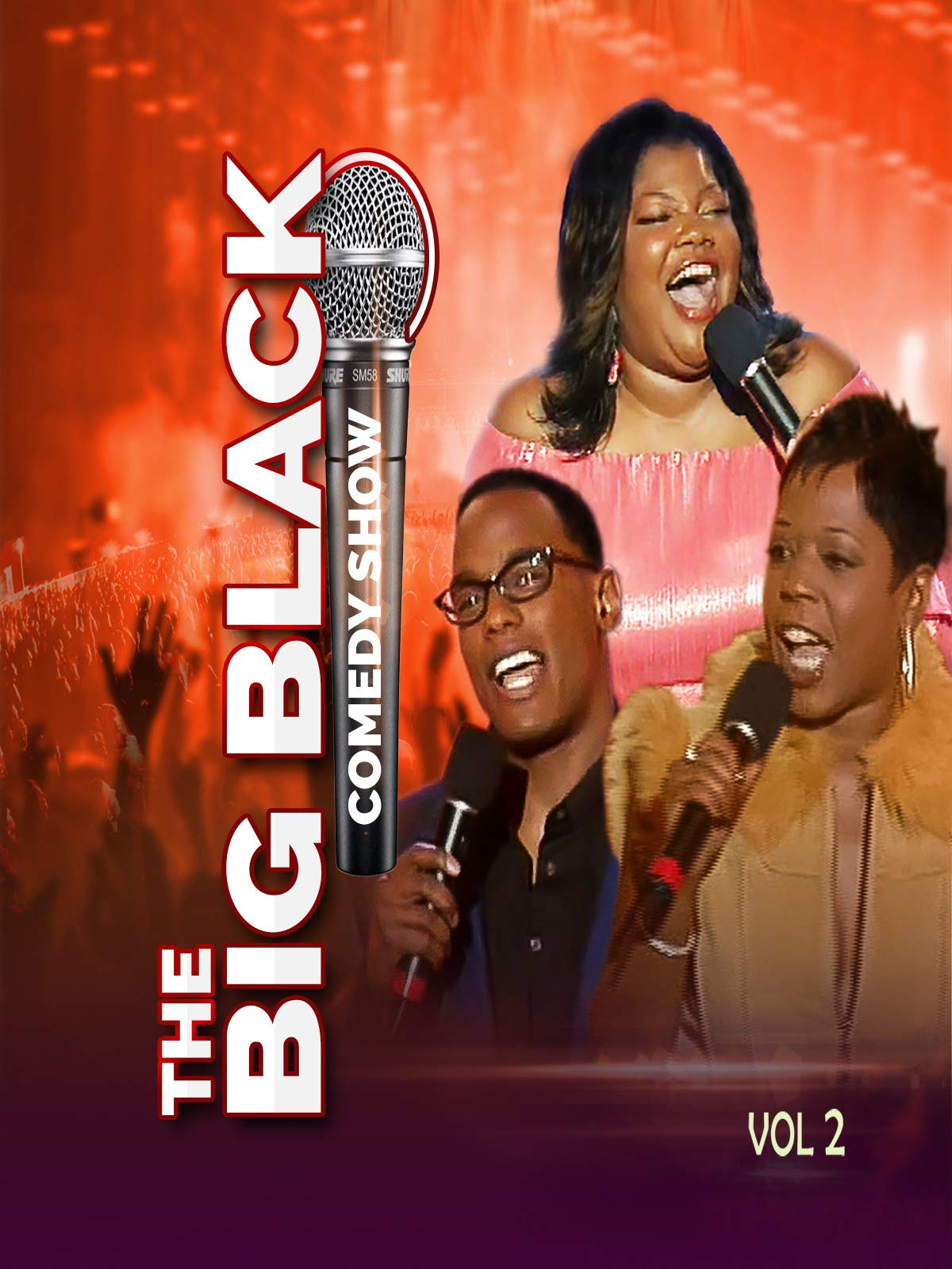 The Big Black Comedy Show, Vol. 2