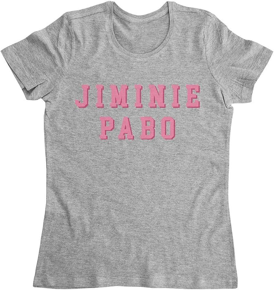 graphke Jiminie Pabo - Jimin Is An Idiot Camiseta para Mujer ...