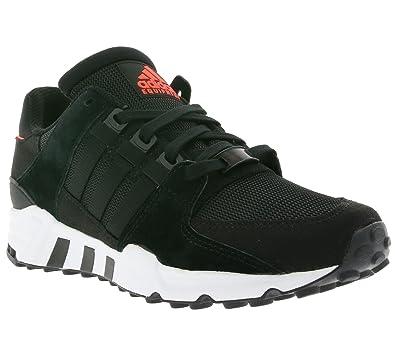 59d0e071c885 Adidas Originals EQUIPMENT RUNNING SUPPORT Chaussures Mode Sneakers Homme  Noir - Taille 39 1 3