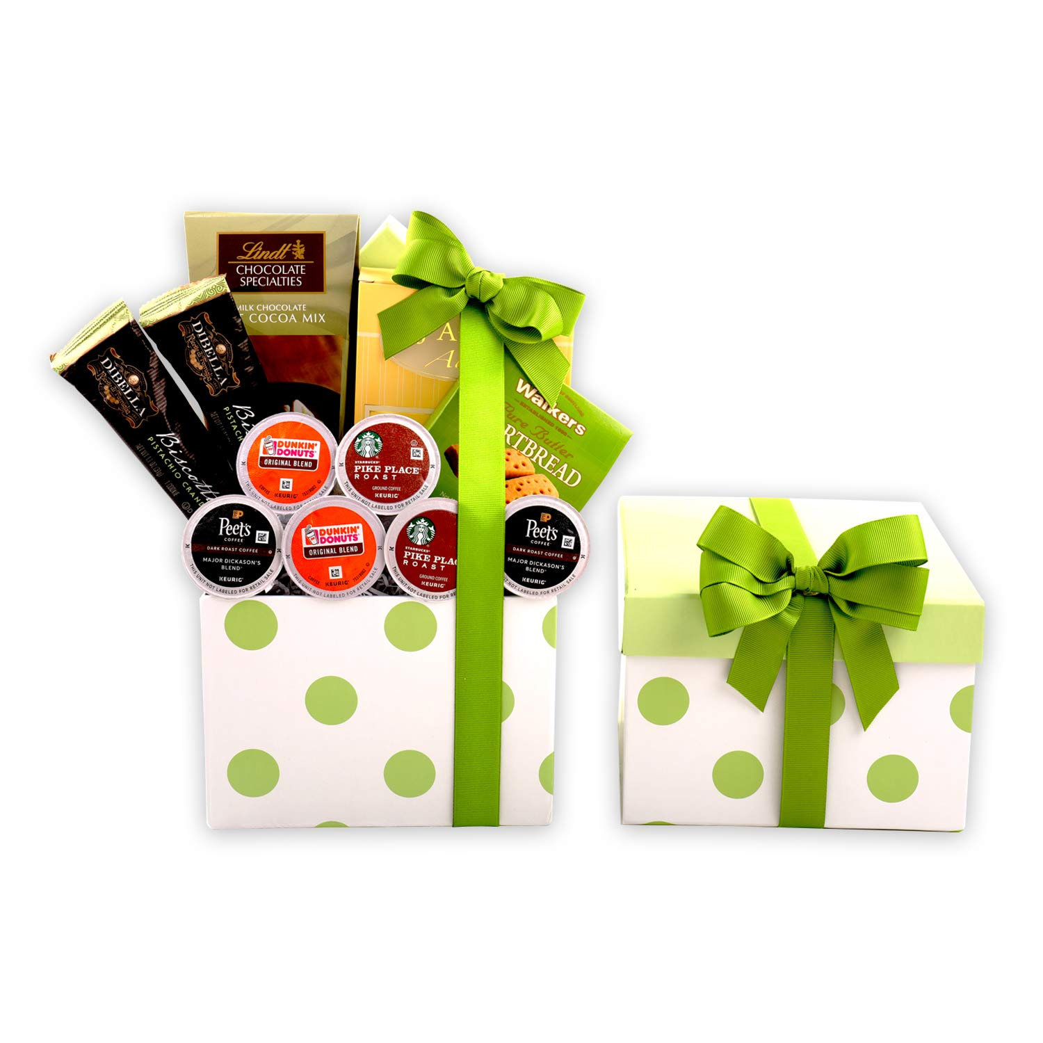 Morning K-Cup Coffee Assortment Gift Basket
