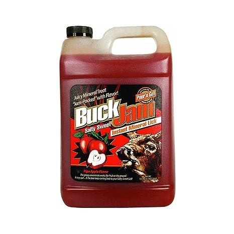 Tanning ass buck jam salty sweet instant mineral lick
