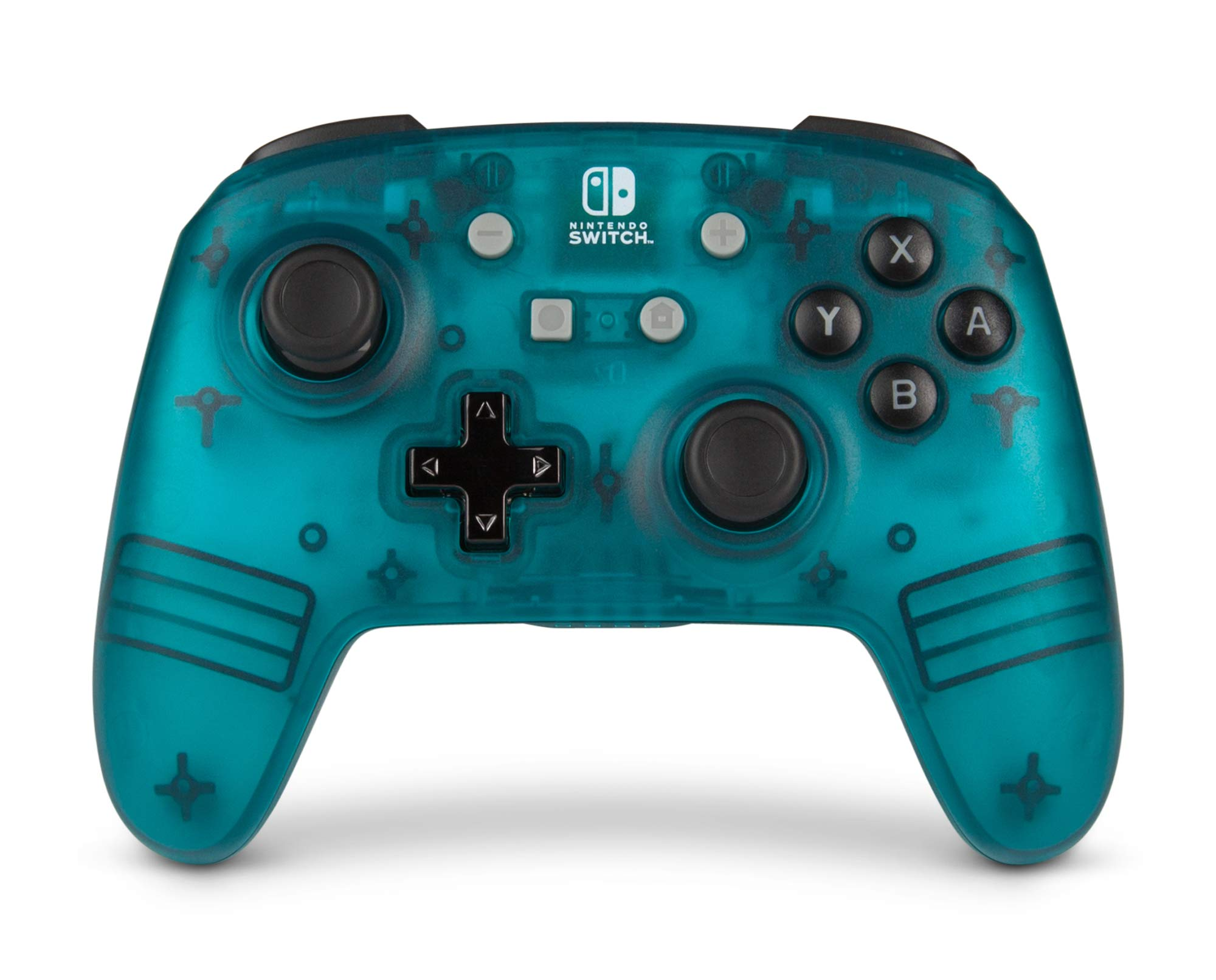 PowerA Enhanced Wireless Controller for Nintendo Switch - Teal Frost