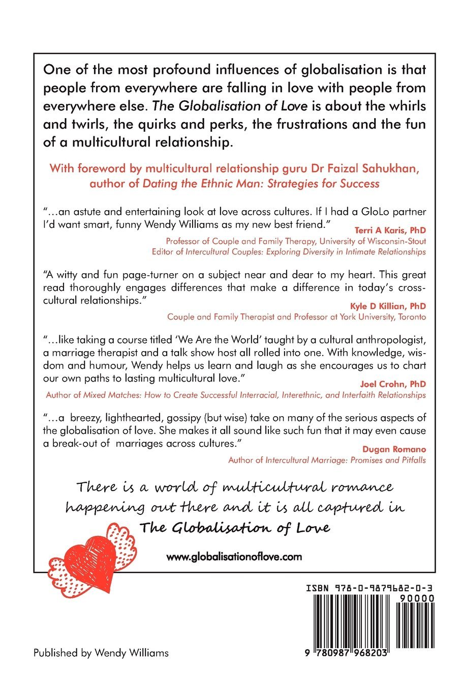 The Globalisation of Love: Wendy Williams: 9780987968203: Amazon.com: Books