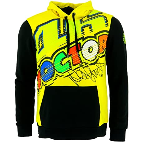 Image result for vr46 hoodie yellow