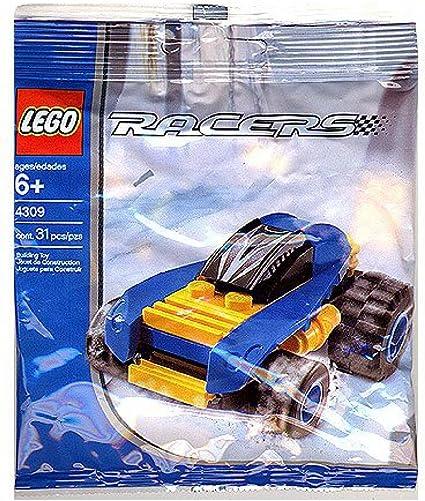 LEGO RACERS 4309 Blue Racer