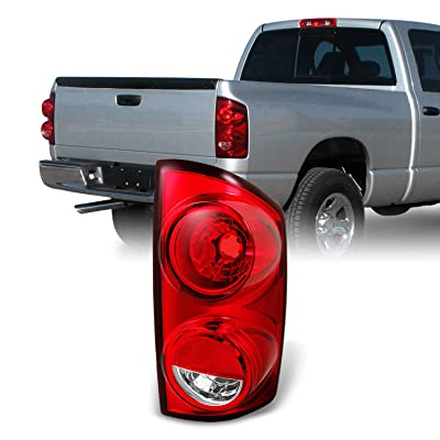 For 2007 2008 Dodge Ram 1500 | 2007 2008 2009 Ram 2500 3500 Pickup Truck Passenger Right Side Taillight: Automotive