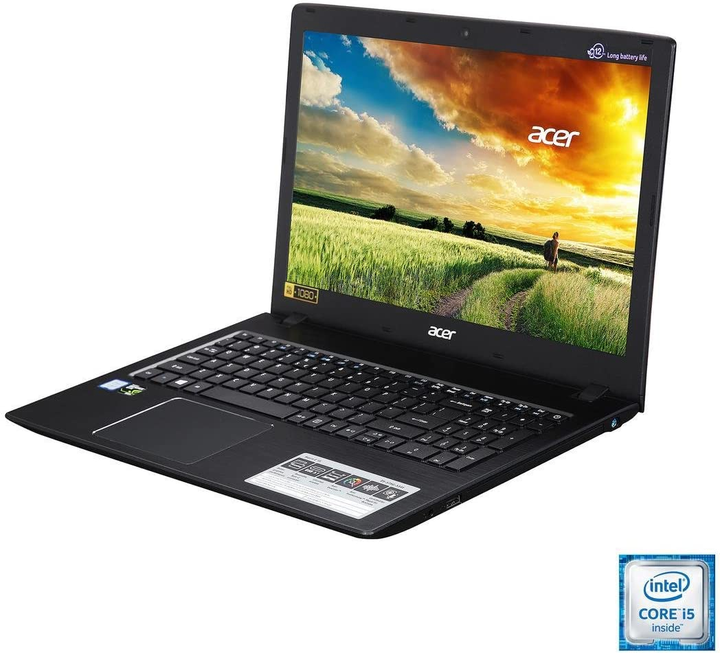 Acer Aspire E E5-575G-5341 Gaming Laptop Intel Core i5 6200U (2.30 GHz) 8 GB Memory 1 TB HDD 128 GB SSD NVIDIA GeForce GTX 950M 2 GB GDDR5 15.6'' Windows 10 Home 64-Bit