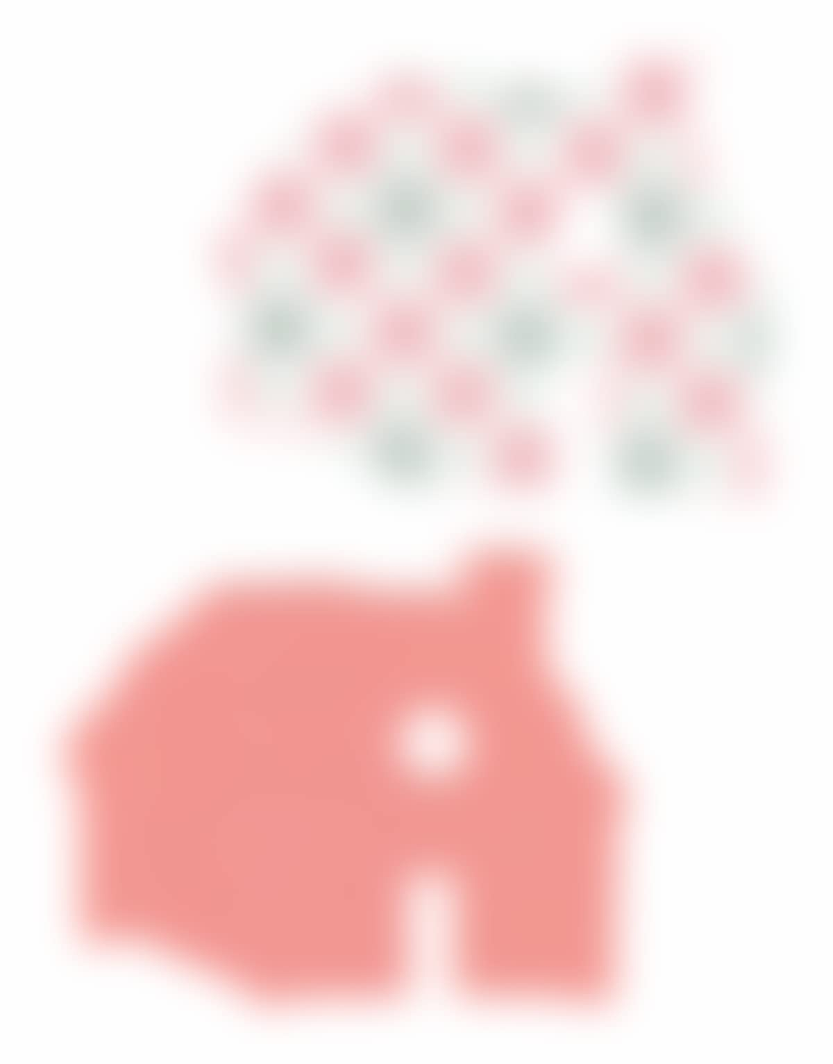 Amazon.com: Gingerbread House Die Cut-Outs Fabric & Felt - 20 pieces ...
