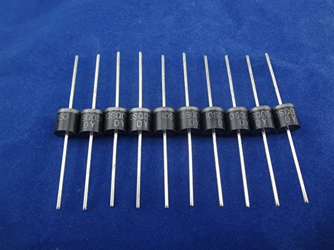 1 opinioni per MISOL 10PCS-10A 50V Schottky Diode,SCHOTTKY BARRIER RECTIFIER,for solar panel