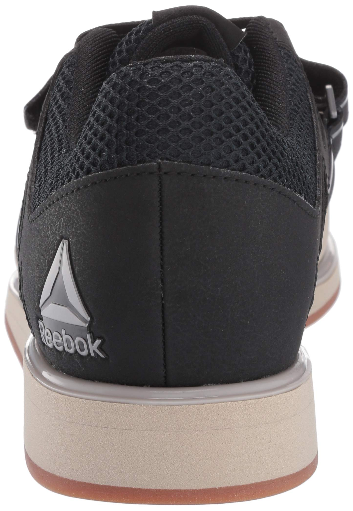 Reebok Men's Lifter PR, Light Sand/Black/Gum/Pewter, 7.5 M US by Reebok (Image #2)
