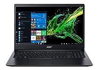 Acer Aspire 3 Thin AMD A4 15.6-inch Laptop (4GB/1TB HDD/Windows 10/Charcoal Black/1.9kg), A315-22