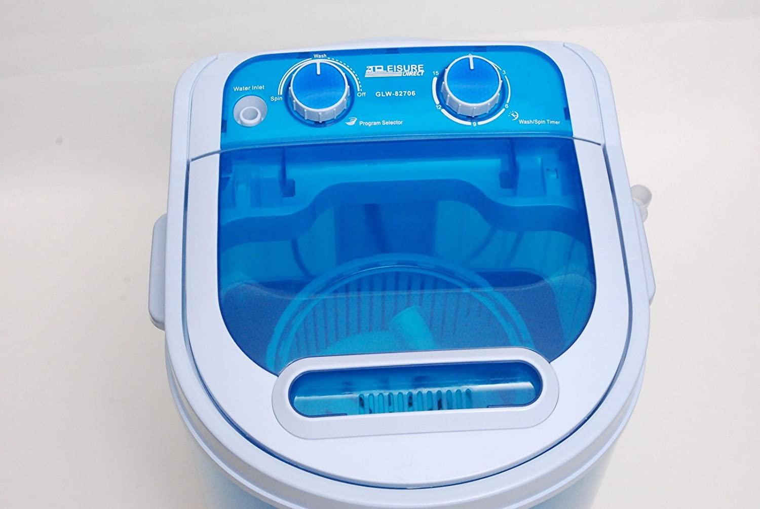Mini Washing Machines Portable 230v Mini Washing Machine Ideal For Caravan Motorhomes