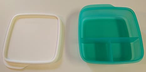 New TUPPERWARE Lunch-It® Container DIVIDED CONTAINER Free US Shipping