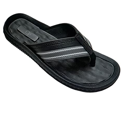 21cd82f5e7e Ocean Pacific OP Men s Flexable Midsole Casual Thong Sandal