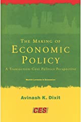 The Making of Economic Policy – A Transaction Cost Politics Perspective Capa comum