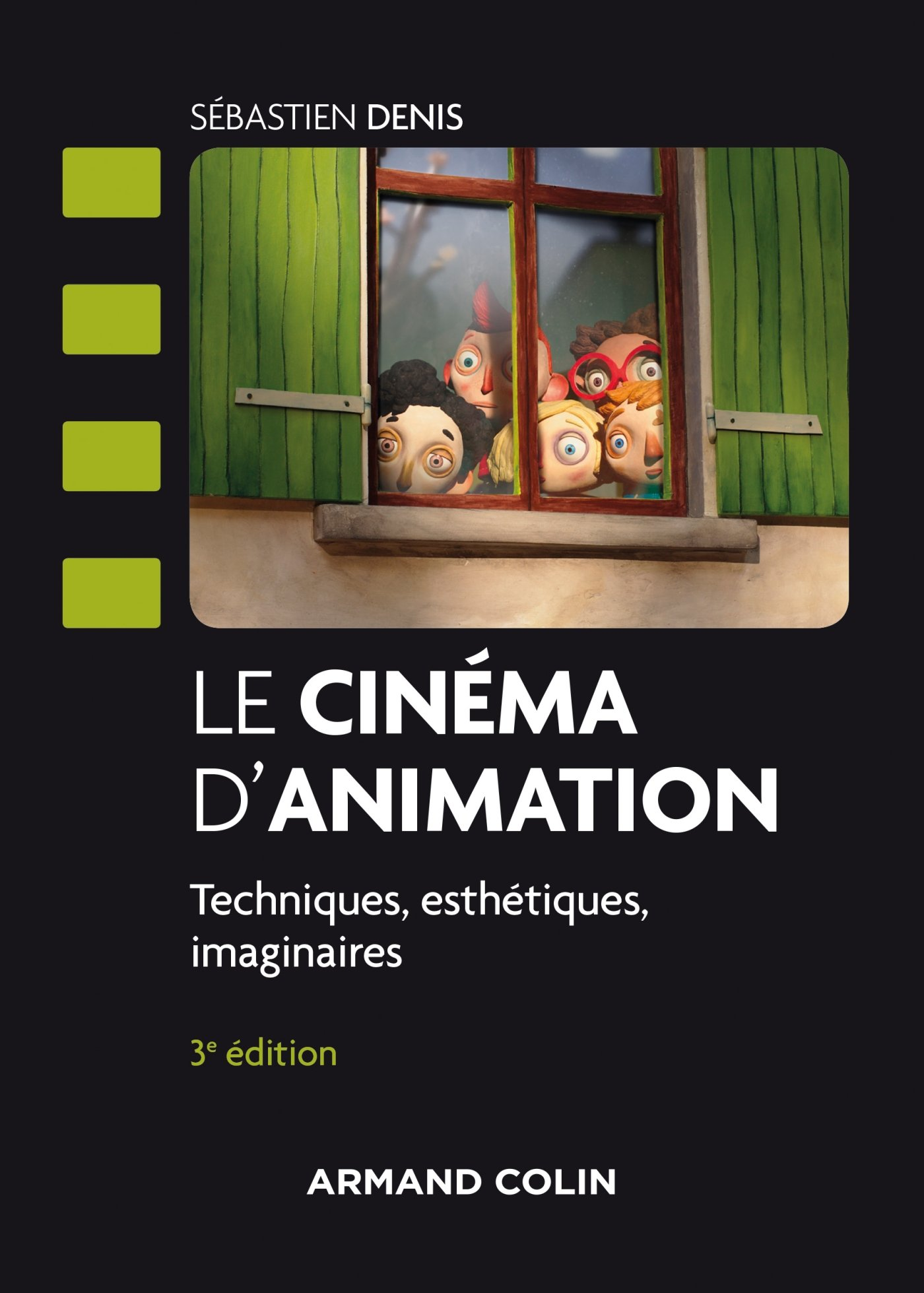 Download Le cinéma d'animation - 3e éd. - Techniques, esthétiques, imaginaires PDF