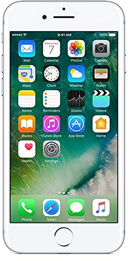 Apple iPhone 7  Silver, 32  GB  Smartphones