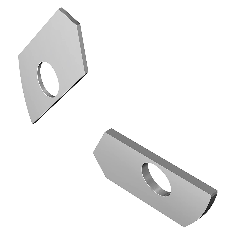 Sandvik Coromant R820C-AS00A Shim Set for CoroBore 820, 2003.2 CoroPak Tool Style Code, R820.AS Tool Style Code 5747519