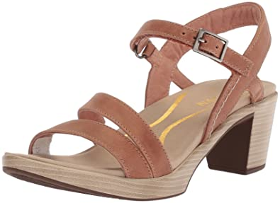 475cc84a0216 NAOT Women s Bounty Heeled Sandal Latte Brown lthr 35 M EU (4 ...