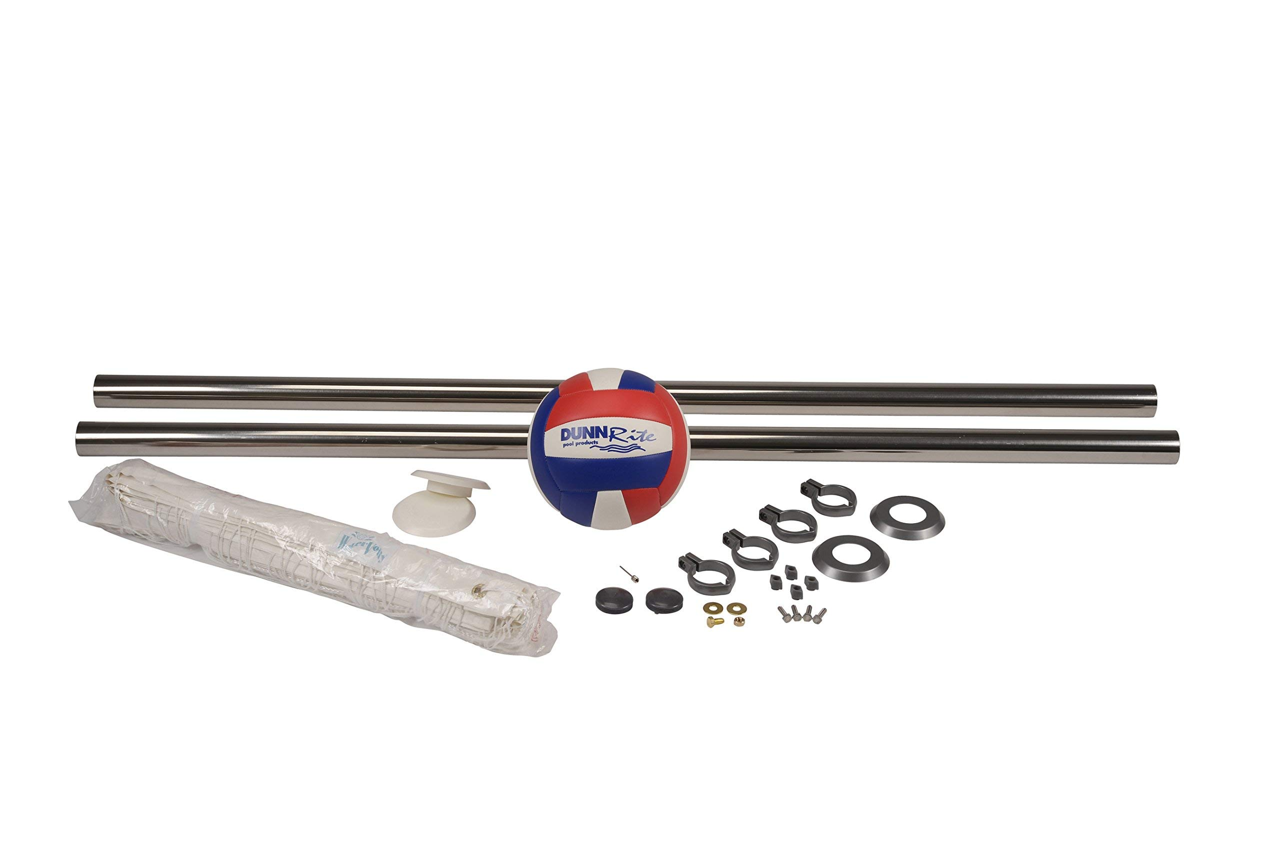 Dunnrite Products Stainless Deckvolly