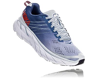 new styles 24171 42e4a Amazon.com | HOKA ONE ONE Womens Clifton 6 Running Shoe ...